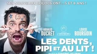 «Les dents , pipi et au lit» la comédie de A. Ducret