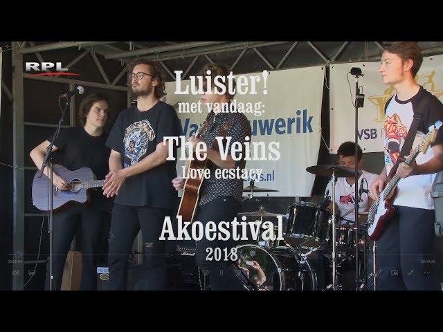 Luister!: The Veins - Love ecstacy
