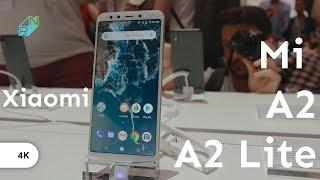 Xiaomi Mi A2 / A2 Lite + Rozpakowanie   Robert Nawrowski