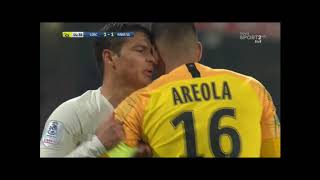 LOSC Lille VS PSG All 5-1 Goals And All Highlights