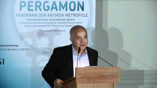 Pergamon | Eröffnung Asisi