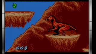 Dinosaur'us Game Boy Color Longplay Walkthrough