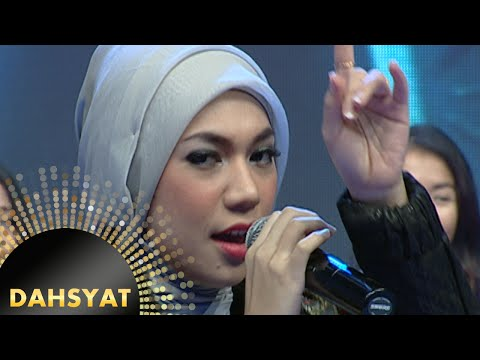 Joget Bersama Indah Nevertari 'Come N Love Me' [Dahsyat] [3 Maret 2016]
