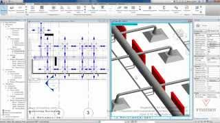 Vysotskiy consulting - Видеокурс Autodesk Revit MEP - 8.10 Арматура воздуховодов
