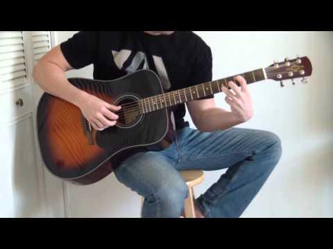 The Beatles - Blackbird Chords Guitar Lesson