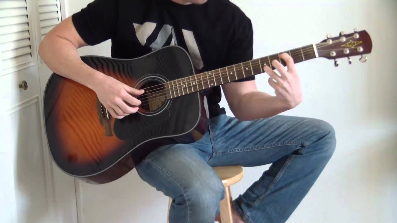 The Beatles Blackbird Chords Guitar Lesson Youtube