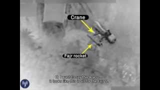 Hamas Hides Fajr-5 Rocket in Underground Launch Site in Gaza