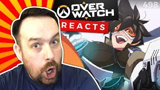 Overwatch Reaction: Overman