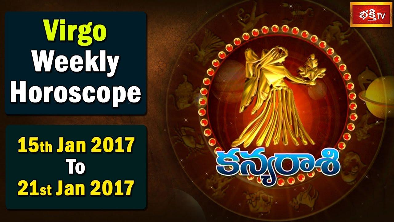 Virgo Weekly Horoscope 14 - 20 October, 12222