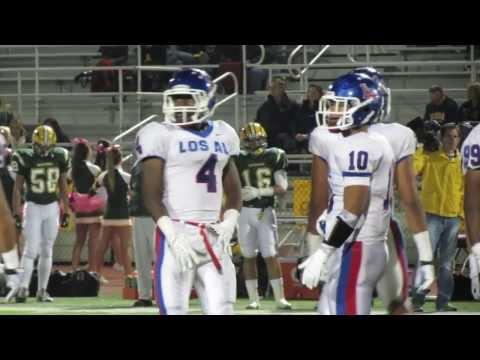 High School Football: Los Alamitos Vs. Edison