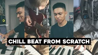 Music Producers Make a Chill Beat From Scratch