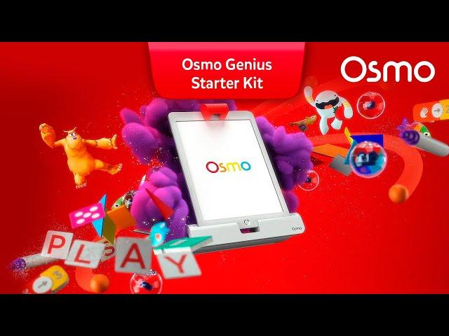 Osmo Genius Starter Kit für das iPad (Deutsche Fassung)