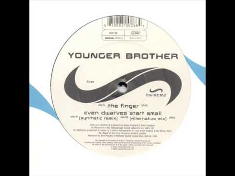 Younger Brother - Even Dwarves Start Small (Synthetic Rmx)