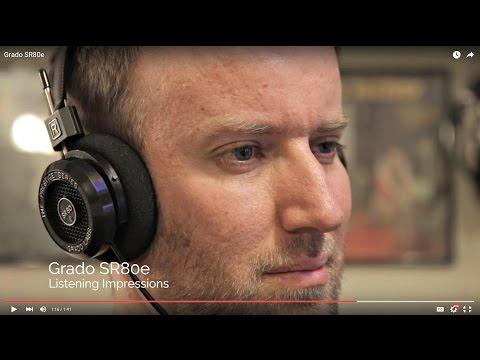 Grado SR80e (mini review)