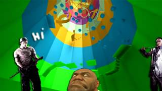 Coach and Ellis play Tower of Hell Roblox