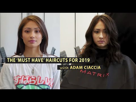 The 'MUST HAVE' Haircuts of 2019 - EPISODE 11 - Long Layered Haircut with Maylin thumbnail