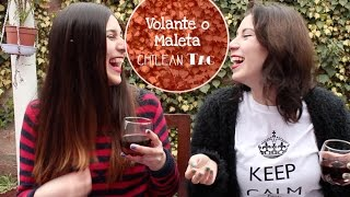 Volante o Maleta #Chilean Tag - Back to the Beauty