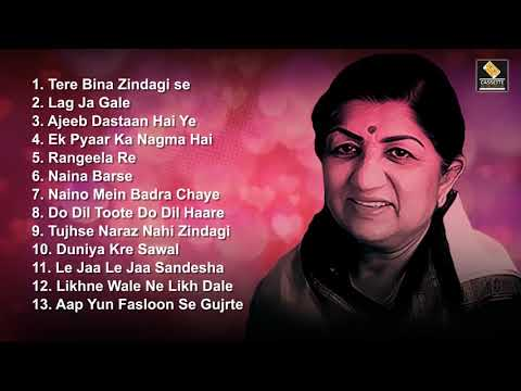 Best Evergreen Sad Song  Lata Mangeshkar  Vol. 2