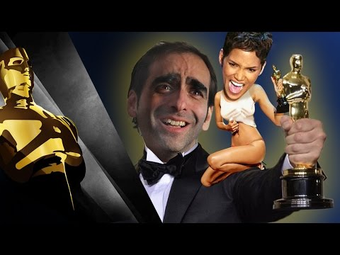 And the Oscar goes to... Halle Berry! (Dubsmash de Andrés Granier)