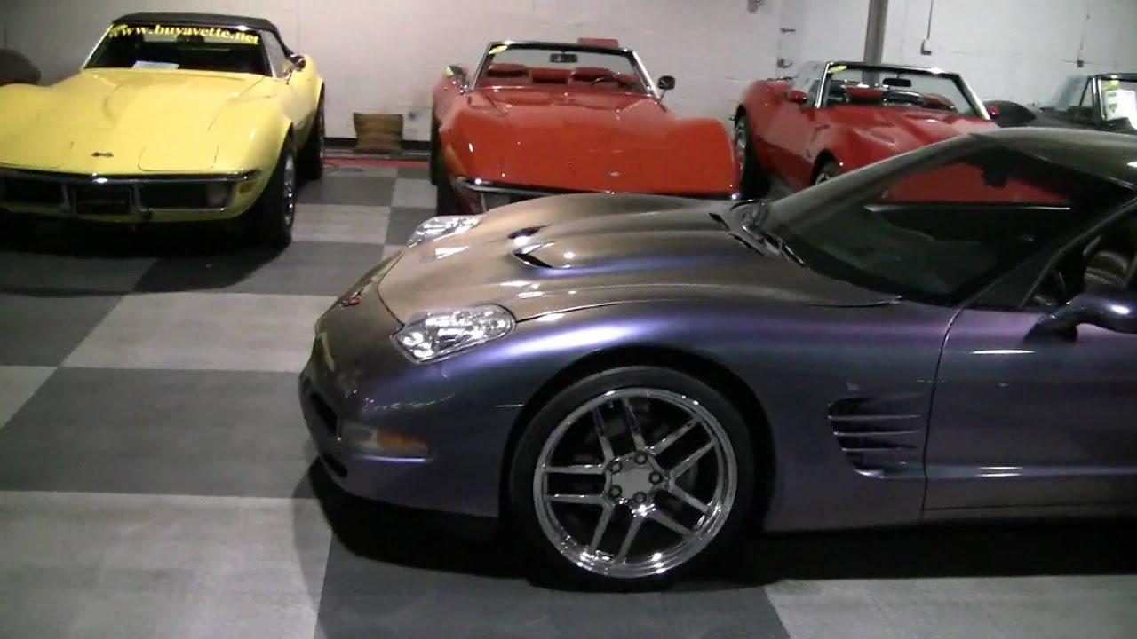 Watchon Corvette Engine