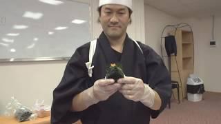 Мастер-класс кулинара из Японии Кавахара Сатору в РУДН