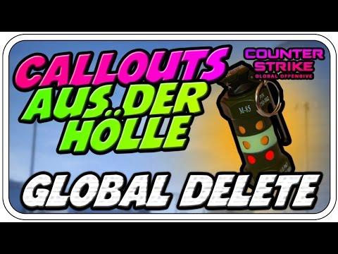 EIN FAIL NACH DEM ANDEREN - CS:GO HIGHLIGHTS #002 - GLOBAL DELETE - Dhalucard