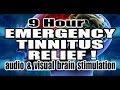 TINNITUS RELIEF Violet Noise Neuromodulation Visual Stimulus mp3