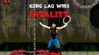 MK Random Fatality Comparison