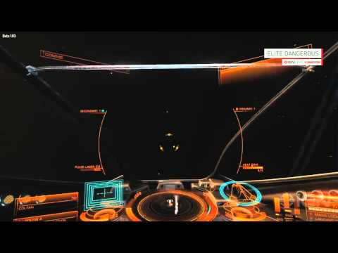 Elite Dangerous Gameplay Demo   IGN Live Gamescom 2014