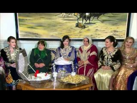 Al Jazeera World - Algerian Wedding promo