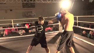 Wspomnień czar - walka MMA SAJU vs SLEEPEK