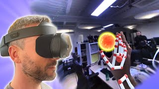 Lynx R1 HANDS-ON impressions // A VR/AR headset with ambition! screenshot 4