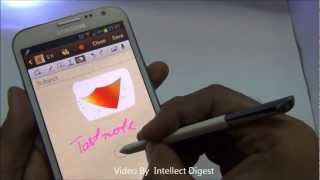Samsung Galaxy Note 2  Most Useful Tips And S Pen Stylus Hidden Features- Part 3