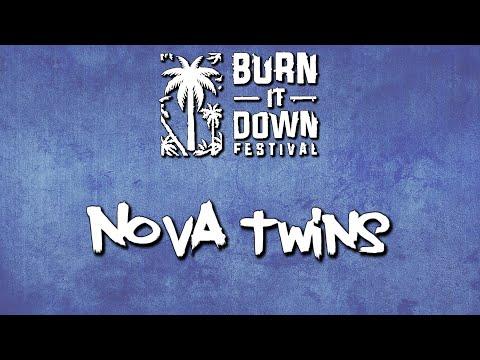 Nova Twins Burn It Down Festival 2021