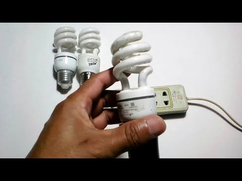 Cara mudah perbaiki lampu Philip mati dengan peralatan seadanya
