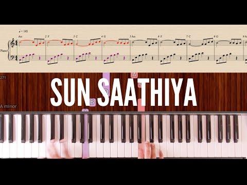 Sun Saathiya Part 1 of 7 - Main Riff