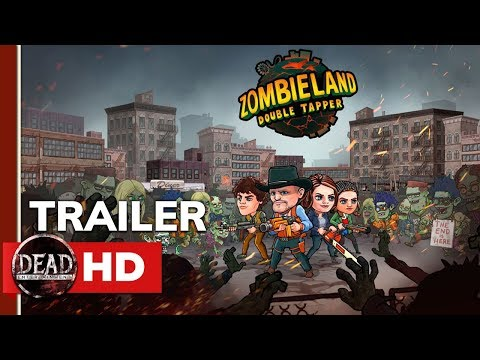 ???? Zombieland: Double Tapper Official Trailer (iOS and Android Mobile Game)