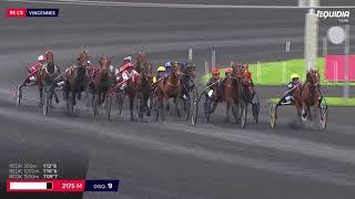 Vidéo de la course PMU PRIX HENRI LEVESQUE