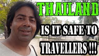 A TOUR OF CHIANG MAI CITY  : :  (Buddhist Temple,Chiang Mai University, Thai food, Thai Police,ATM)