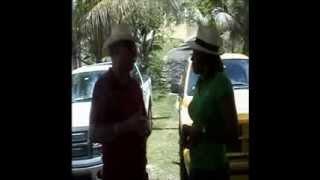 Entrevista al Ing. Antonio Ortiz y Rafael Hernadez , criadores de gallos puertorriqueño.