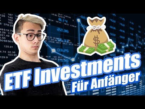 ETF Investment für Anfänger geeignet?