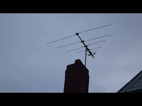 Vortex Technologies Free Energy from Old Antenna