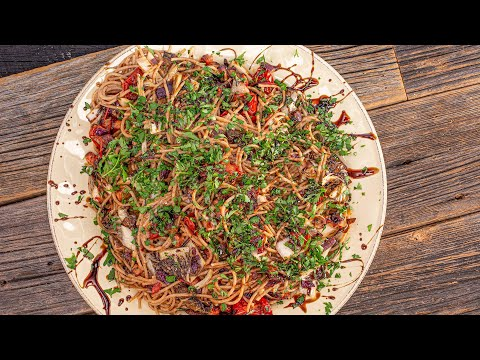 How To Make Bacon, Radicchio and Semi-Dried Tomato Pasta By Rachael