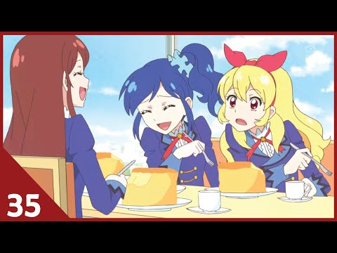 Aikatsu! Bahasa Indonesia Episode 35 - Star Of Tears