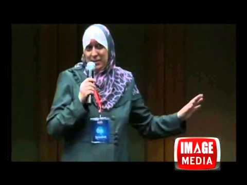 استاذة هويدا الدمرداش في How to be Egypt Cairo