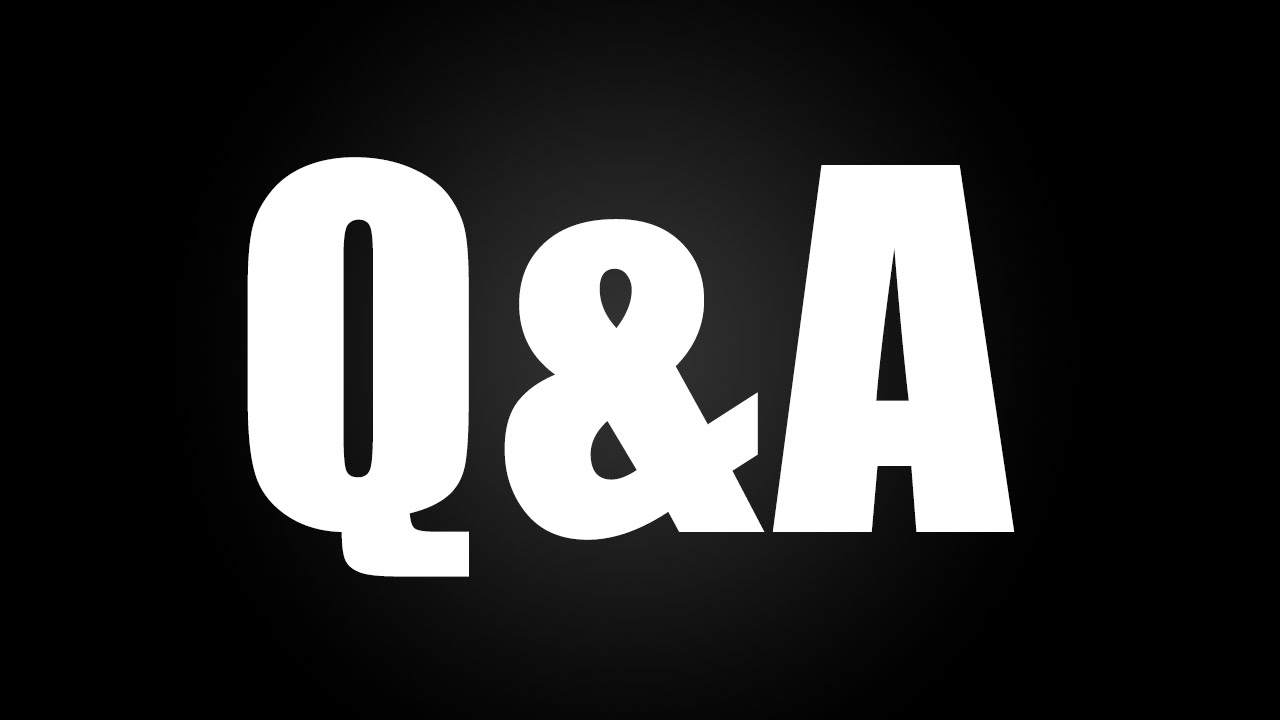 Q&A -How did you start YouTube- (S.S.S)