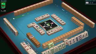 109 The Best Riichi Game of the Week  -  リーチ麻雀  -  今週のベスト局