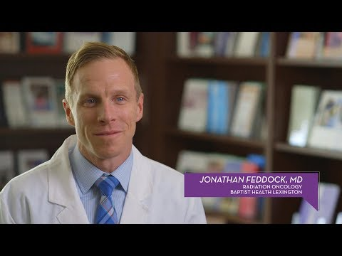 Using Brachytherapy for Cancer Treatment in Lexington