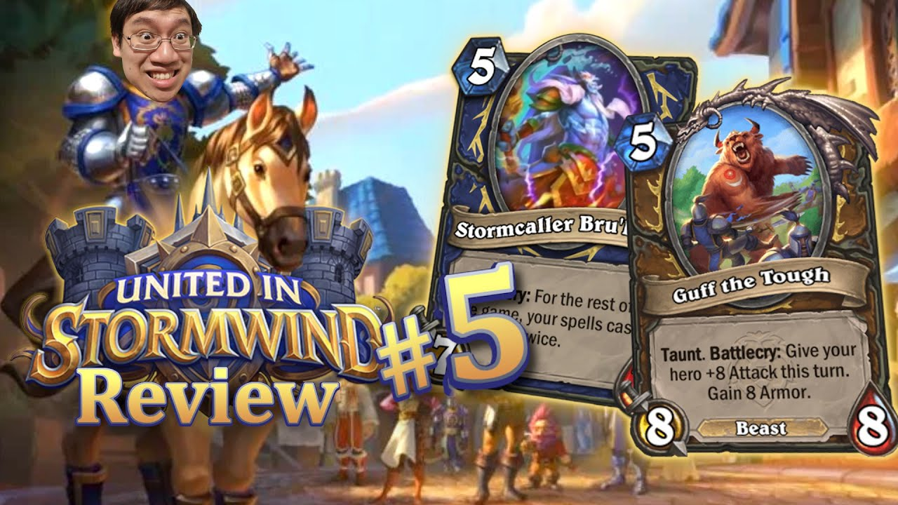 2 New Questlines! United in Stormwind Review #5 | Hearthstone