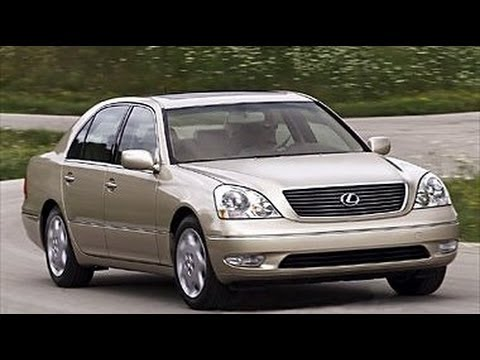 2001 Lexus LS430 Start Up and Review 4.3 L V8